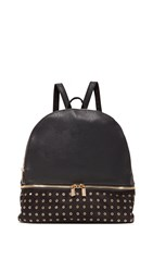 Deux Lux Patina Backpack Black