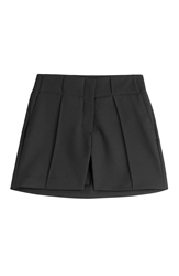 Paco Rabanne Twill Mini Skirt
