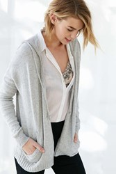 Silence And Noise Silence Noise Take Your Time Cardigan Grey