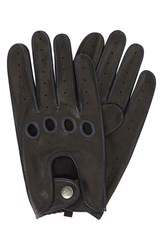 Men's Original Penguin Sheepskin Leather Driving Gloves