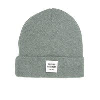Opening Ceremony Men's Logo Knitted Beanie Light Grey
