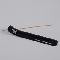 Kuumba Incense Holder Black White