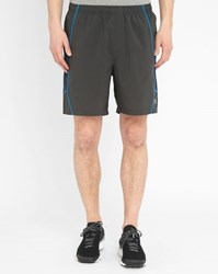 The North Face Grey And Blue Voltage 7 Technical Shorts
