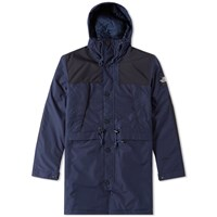 The North Face Mountain Parka Blue