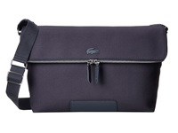 Lacoste Ryan Crossover Bag Peacoat Anthracite Cross Body Handbags Gray