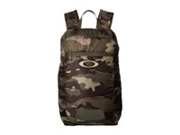 Oakley Packable Backpack Olive Camo Backpack Bags Green