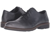 Naot Footwear Chief Hand Crafted Gray Black Leather Men's Shoes