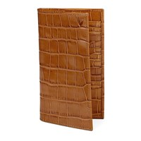 Aspinal Of London Classic Breast Wallet Tan