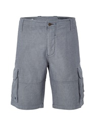 White Stuff Rockface Cargo Shorts Navy