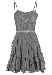 Laona Cocktail Dress Party Dress Frost Grey