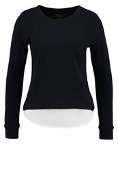 Majestic Jumper Noir Marine Black