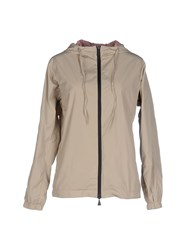 Roy Rogers Roy Roger's Coats And Jackets Jackets Women Beige