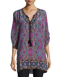 Tolani Elina Printed Long Tunic Women's Women's