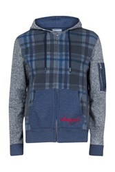 Desigual Estampada Sweatshirt Grey