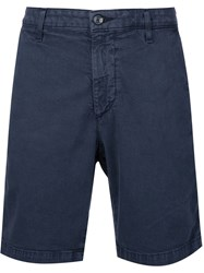 Ag Jeans Chino Shorts Blue
