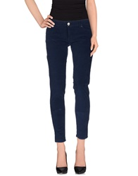 Twin Set Jeans Casual Pants Blue
