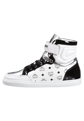 Michalsky Urban Normad Basketball Hightop Trainers White