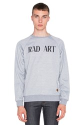 Altru Rad Art Fleece Gray