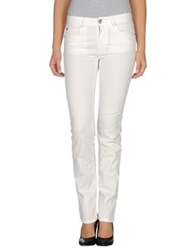 Henry Cotton's Casual Pants White