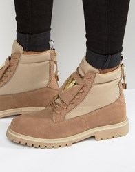 Cayler And Sons Hibachi Boots Tan