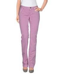 Historic Research Casual Pants Pink