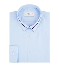 Sandro Orchestra Contrast Collar Shirt Male