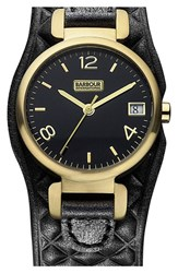 Women's Barbour 'International' Cuff Watch 28Mm