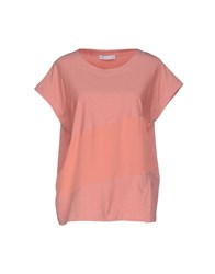 Fabiana Filippi Topwear T Shirts Women Light Green