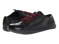 Camper Peu Cami Lo 17665 Black Leather Men's Lace Up Casual Shoes