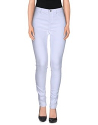 Elie Tahari Denim Pants White