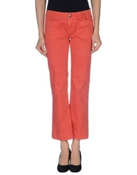 Seafarer Casual Pants Red