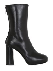 Msgm 100Mm Leather Boots
