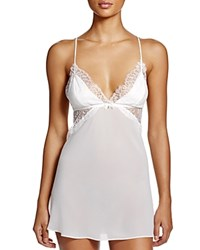 Flora Nikrooz Early Star Babydoll Chemise Ivory