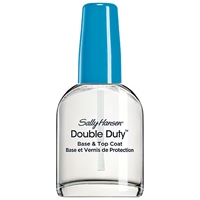 Sally Hansen Double Duty Strengthening Base And Topcoat 13Ml