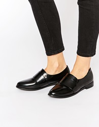 New Look Clean Flat Shoes Black