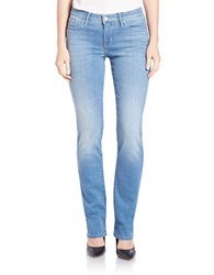 Calvin Klein Jeans Faded Straight Leg Pale Blue