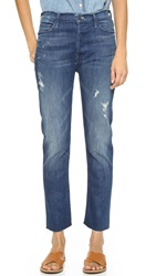 The Double Fray Vagabond Jeans Take The Edge Off