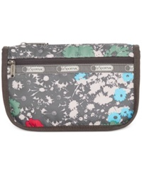 Le Sport Sac Lesportsac Boxed Travel Cosmetic Chroma Floral