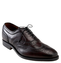 Allen Edmonds 'Mcallister' Oxford Men Merlot Burnished Calf
