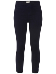 White Stuff Jade Capri Jeggings Dark Denim