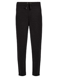 Max Mara Papaile Trousers Dark Grey