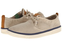 Timberland Earthkeepers Hookset Oxford Off White Canvas 2013 Men's Lace Up Casual Shoes Beige