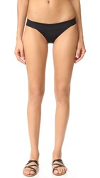 L Space Sweet And Chic Veronica Bottoms Black