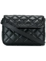 Michael Michael Kors Quilted Small Crossbody Bag Black