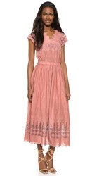 Ulla Johnson Savannah Dress Rose Ancienne