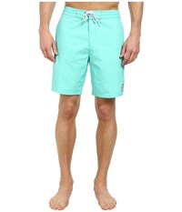 Billabong All Day Lo Tides 19 Boardshort Mint Men's Swimwear Green