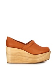 Rachel Comey Almer Leather Wedges