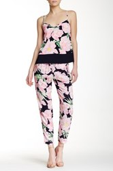 French Connection Floral Pajama Pant Multi
