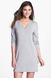Calvin Klein 'Essentials' Sleep Shirt Grey Heather