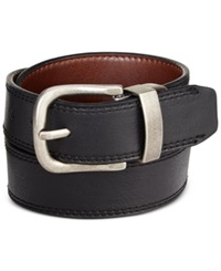 Levi's Two Tone Reversible Belt Black Brown